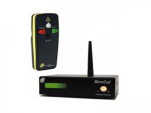 MicroCue mit Laserpointer - Interspace Industries mieten