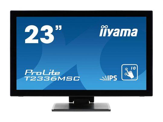 iiyama-23-Zoll-10-Punkt-Multitouch-Display---iiyama-ProLite-T2336MSC-B1-mieten
