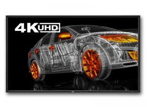 98 Zoll LED LCD 4K UHD - NEC MultiSync X981UHD-2 mieten