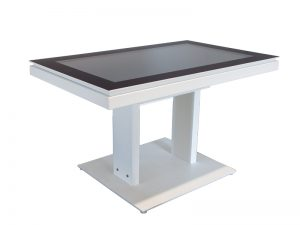 Touch Tisch mit 55 Zoll Multitouch Display - NEC X551UHD mieten