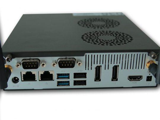 LOG Compact Media PC Mini UHD 4K