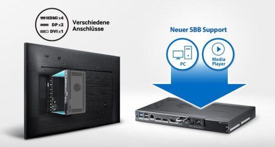 Samsung QM49F SBB
