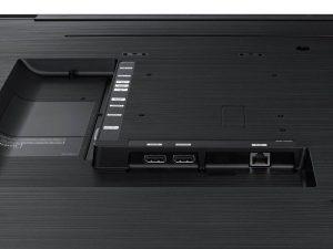 Samsung PM55F-BC anschluesse2-LED – Samsung PMF mieten