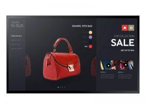55 Zoll Multi-Touch-Display - Samsung PM55F-BC mieten