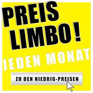 Logando Februar-Special: DMEs im Preis-Limbo