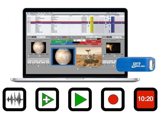 Playback Pro Collection DT Videolabs Enabler USB