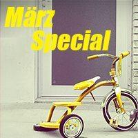März-Special: Bis zu 52% sparen auf den UVP