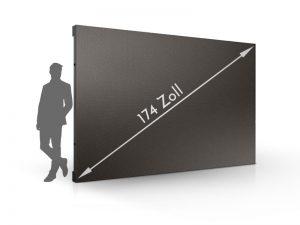 174 Zoll Full HD LED Wand - 2.0mm Pixelabstand Samsung LH020IFHSAS/EN kaufen