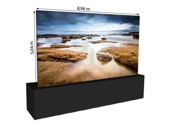 LED Wand 8,96m x 5,04m – V:LED VSF6 mieten