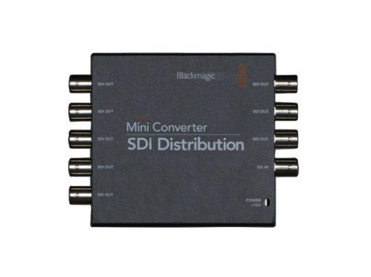 HD-SDI Verteiler 1-8 - Black Magic mieten