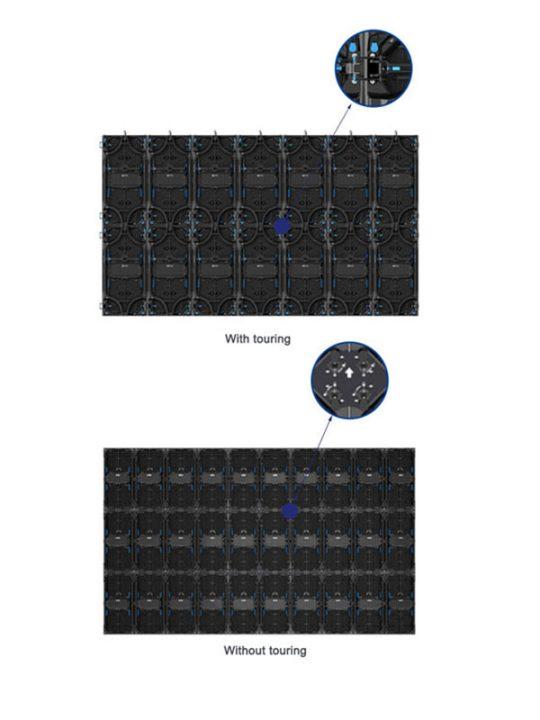 LED-Wand-Modul-5.90mm---Unilumin-UpadⅢH-mieten-UpadⅢH---LED-Displays,LED-Screens,LED-Walls,LED-Video-Solutions-_-Unilumin-touring-installation-lock