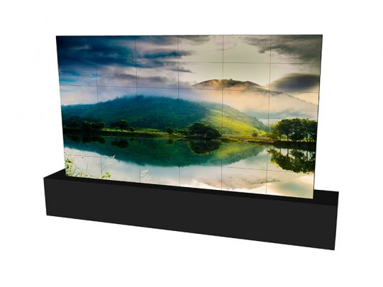 Steglose-Videowand--6x6-aus-55-Zoll-Displays-mieten