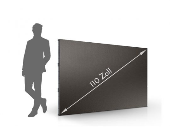 110 Zoll Full HD LED-Wand - 1.2mm Pixelabstand Samsung kaufen