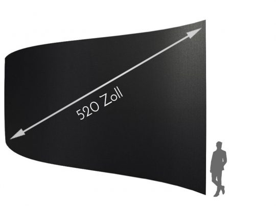 520 Zoll Full HD LED-Wand - 6.0mm Pixelabstand Samsung kaufen