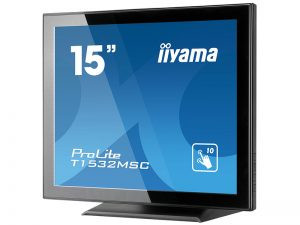 15 Zoll 10 Punkt Touchmonitor - iiyama T1532MSC-B5X (Neuware) kaufen