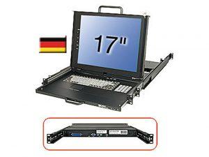 17 Zoll KVM Terminal PRO DE - Lindy 21612 (Neuware) kaufen