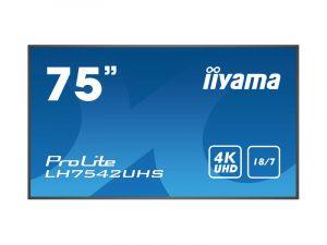 75 Zoll Digital Signage Display - iiyama LH7542UHS-B3 (Neuware) kaufen
