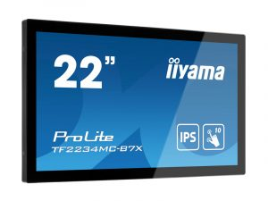 22 Zoll Touch Monitor - iiyama TF2234MC-B7X (Neuware) kaufen