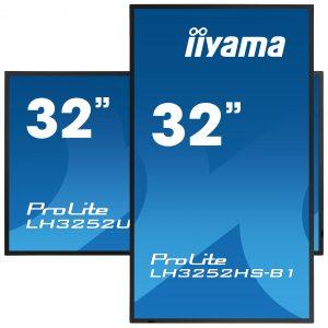 32 ZollDisplay - iiyama LH3252HS-B1 (Neuware) kaufen